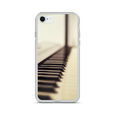 Color Piano Keys Print iPhone Case! All Models! 6,7,8,Plus,X,XS,XR