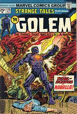 Strange Tales #176 Featuring The Golem (Vintage Bronze Age Comic Book)