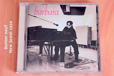 Barbara - Il me revient - A force de - Le couloir - Fatigue - Lucy -12 titres CD