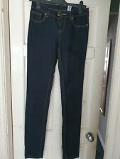 Dark blue Yes Yes New Look skinny jeans. Tall/long. Size 10