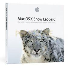 Apple Mac OS X v.10.6 Snow Leopard for Intel-Based Mac MC223Z/A