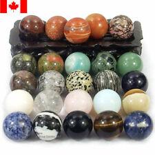 Sphere Ball or Egg Assorted Natural Gemstone Crystal Healing Varieties