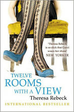 Twelve Rooms with a View, New, Rebeck, Theresa Book