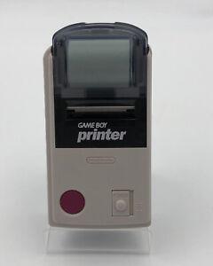Nintendo Gameboy Original Printer