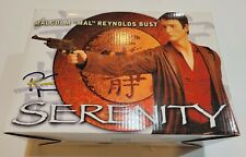Serenity Firefly Captain Malcolm Reynolds (Nathan Fillion) Mini Bust Exclusive
