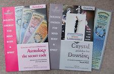 GEMINI - Handmade birthstone pendulum for Dowsing + 2 great books & a bookmark