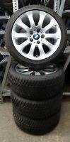 4 BMW Winterräder Styling 159 3er E90 E91 E92 BMW 225/45 R17 91H M+S Alufelgen