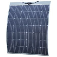 200W semi-flexible solar panel with self adhesive backing (made in Austria)
