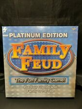 Family Feud. Platinum Edition. The Fun Family Game! For 2+ Players!