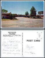 ARIZONA Postcard - Benson, Mountain Air Motel M49