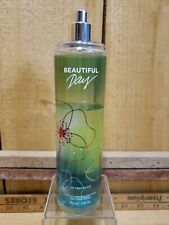 Bath & Body Works Signature Collection Beautiful Day Fine Fragrance Mist 8oz 60%