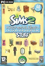 The Sims 2 Kitchen & Bath Interior Design Stuff - EXPANSION - PC - 2008 - edc