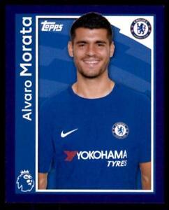 Merlin's Premier League 2018 - Alvaro Morata Chelsea No. 77