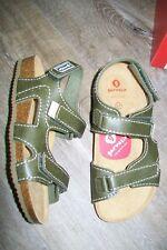 Garvalin-green boys sandals.EU 31 kids.New in box.RRP 45 £