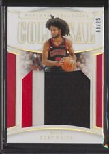 2019 National Treasures Coby White Colossal 3 Color Patch Rookie RC /25