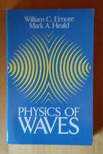 Physics of Waves - William C. Elmore, Mark A. Heald - Paperback PB - Vg cond