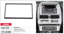 CARAV 11-238 2Din Marco Adaptador Kit Instalacion de Radio NISSAN Navara, NP300