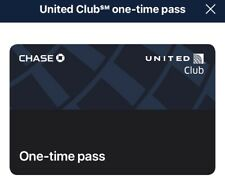 United Airlines Club Lounge Pass- FREE & Fast email delivery EXP. Sept. 30, 2021