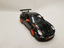 2010 Porsche 911 GT3 RS Black kinsmart Toy Car model 1/36 scale NEW diecast
