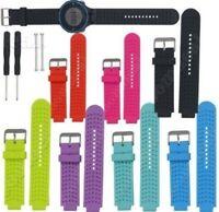 Silikon Wrist Uhrenarmband Strap für Garmin Forerunner 220/230/235/630/735XT/620