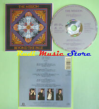 CD singolo The Mission ‎Beyond The Pale EUROPE 1988 CARDSLEEVE no vhs lp mc(S18)