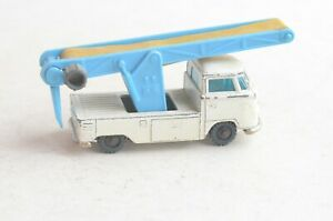 Husky Models Volkswagen Pickup Luggage Elevator Truck - Great Britain - (B46)