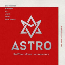 ASTRO-[AUTUMN STORY] 3rd Mini Album A Ver. CD+Photo Book+Card K-POP SEALED