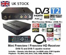Unbranded/Generic Freeview Set-Top Boxes