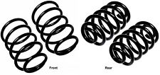 MG MG ZT 2.0 CDTi Front & Rear Coil Springs 2002-2005 Saloon