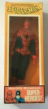 Mego Wgsh Spiderman  Electric Company boxed version rare