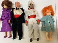 Vintage Annie Dolls Figures
