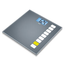 150KG DIGITAL ELECTRONIC LCD BATHROOM WEIGHING SCALE GLASS WEIGHT NON SLIP
