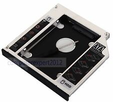 For Toshiba Satellite C655 C655D C660 C660D Optical Bay 2nd HDD HARD DRIVE Caddy