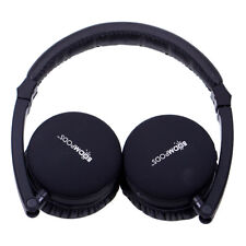 Boompods Skypods Bluetooth Wireless Foldable Black Headphones