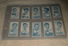 More details for carreras turf  - famous footballers - 1950 full set of 50