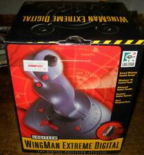Logitech Wingman Extreme Digital Precision Joystick Black New In The Box