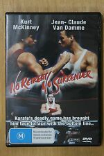 No Retreat, No Surrender (DVD, 2004)  - (D75)