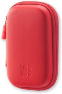 Moleskine Journey Travel Hard Pouch, XS, Scarlet Red