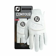 Footjoy Contour Flex Golf Gloves Sizes S-XL Left Hand Glove For Right and Golfer