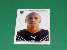 N°50 JUSSIE GIRONDINS BORDEAUX PANINI FOOT 2009 FOOTBALL 2008-2009
