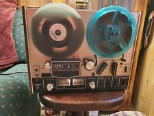 AKAI 4000DS MKII STEREO REEL-TO-REEL TAPE DECK - WORKS - READ DESCRIPTION!