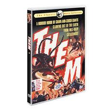 Them ! (1954) James Whitmore DVD *NEW
