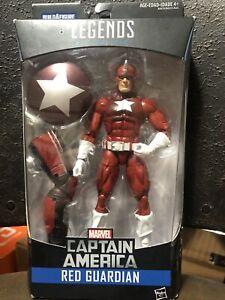 "Marvel Legends Captain America 6"" Giant Man BAF - Red Guardian non-mint ""SEALED"""