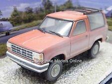 JAMES BOND FORD BRONCO II 4X4 CAR MODEL QUANTUM OF SOLACE DANIEL CRAIG MINT -+-