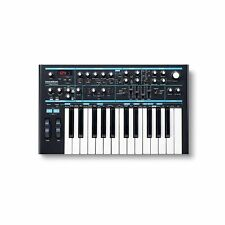 Novation Analog Mono Synthesizers Classic Bass Station II Black NOVSYNTH03 New