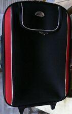 Boutique Bags Reisekoffer Trolley Trolly Koffer Trolleykoffer schwarz /blau/ rot
