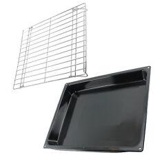 Large Roasting Oven Tray Base Tin & Shelf Rack LAMONA DIPLOMAT HYGENA SCHREIBER