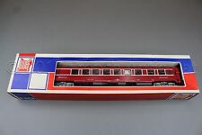 Y728 Jouef train Ho 5490 voiture restaurant SNCF type DEV 51 87 88 80 002-8