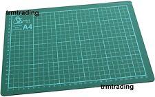 A4 Corte Mat Antideslizante Impreso cuadrículas Cuchillo Board artesanía Modelos