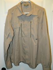 """""""T&P Outdoor Lifestyle"""" Men's Sz XL Guide series vented shirt in Excellent Con"""